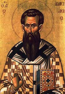 Der Heilige Basilius