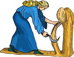 Einige Nachnamen / Familiennamen leiten sich in ihrer Bedeutung von der mittelalterlichen Berufsbezeichnung des Namensträgers ab