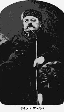 Bekannter Namensträger: Mathias Joseph Fischer - * 1822 in Trier - † 1879 in Trier, Kaufmann aus uns in Trier und als Fischers Maathes ein bekanntes Stadtoriginal. Sein Andenken wird noch heute in Trier gepflegt.