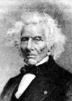 Ein bekannter Namensträger: Léon Dufour - französischer Arzt und Naturforscher