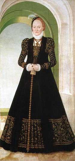 Eine bekannte Namensträgerin: Anna von Dänemark und Norwegen